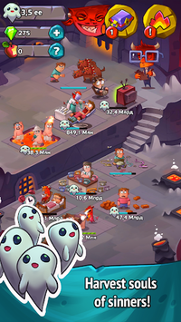 Idle Heroes of Hell - Clicker & Simulator pc screenshot 2