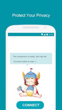Thunder VPN - A Fast , Unlimited, Free VPN Proxy pc screenshot 1