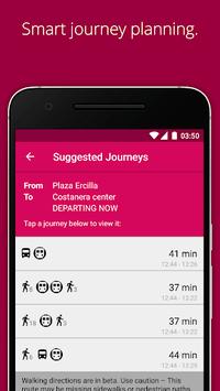 Transantiago Bus Checker pc screenshot 1