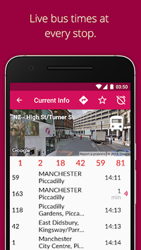 UK Bus Checker pc screenshot 2