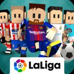 Tiny Striker LaLiga 2019 - Soccer Game icon