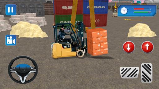 Industrial Forklift Simulator PC screenshot 2