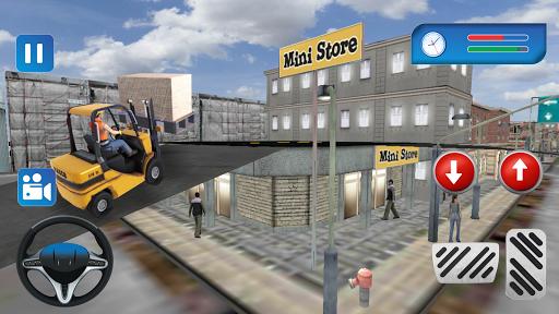 Industrial Forklift Simulator PC screenshot 3