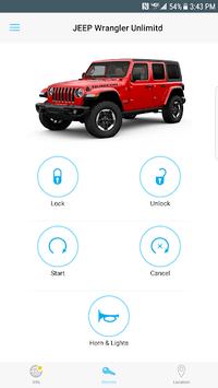 Uconnect® pc screenshot 1