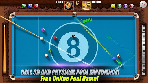 Real Pool 3D - 2019 Hot Free 8 Ball Pool Game pc screenshot 2