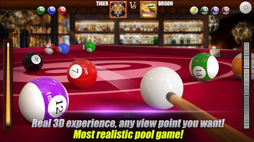 Real Pool 3D - 2019 Hot Free 8 Ball Pool Game pc screenshot 1