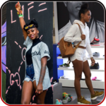 Black teen Girl Outfits for pc logo