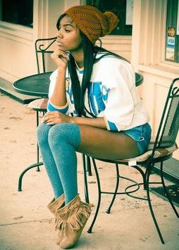 Black teen Girl Outfits pc screenshot 1