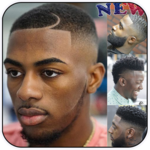Cool Black Man Hairstyles icon
