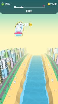 Flippy Boat - catching waves pc screenshot 1