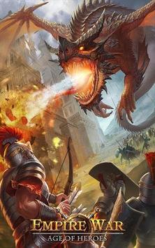 Empire War: Age of hero pc screenshot 1