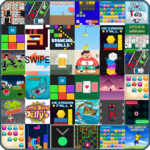 Feenu Offline Games (40 Games in 1 App) icon