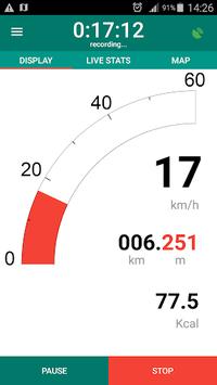 Bike Computer - GPS Cycling Tracker pc screenshot 1