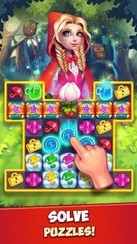 Fancy Blast: Cozy Journey to Magic Fairy Tales pc screenshot 1