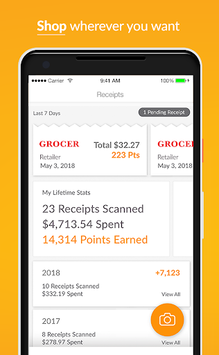 Fetch Rewards: Grocery Savings pc screenshot 1