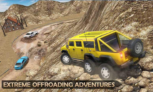 Extreme Offroad Mud Truck Simulator 6x6 Spin Tires PC screenshot 1