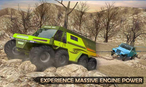 Extreme Offroad Mud Truck Simulator 6x6 Spin Tires PC screenshot 2