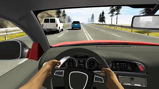 Racing in Car pc screenshot 1