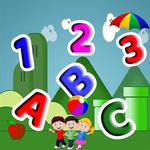 Preschool Kids Learning : ABC, Number, Colors icon
