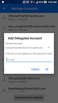 MaaS360 Mail pc screenshot 1