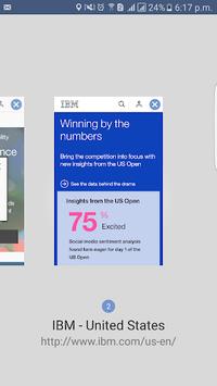 MaaS360 Browser pc screenshot 1