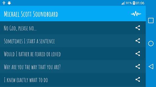 Michael Scott Soundboard pc screenshot 1