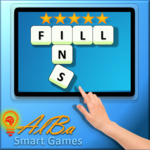 Fill it ins cross word games - fun word puzzles icon