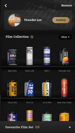 FIMO - Analog Camera pc screenshot 1