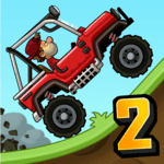 Hill Climb Racing 2 for pc logo