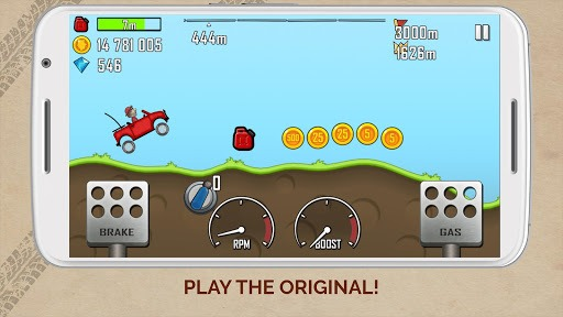 Hill Climb Racing pc screenshot 1