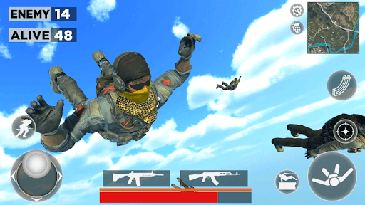 Free Battle Royale: Battleground Survival PC screenshot 2