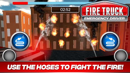 Fire Truck Driver Emergency 2018 pc screenshot 1