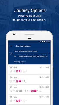 First Bus - Bus travel & times pc screenshot 2