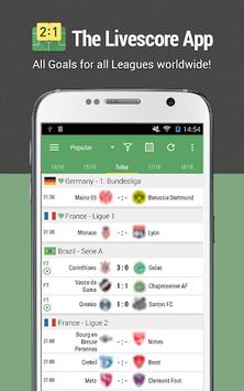 All Goals - Football Live Scores pc screenshot 1