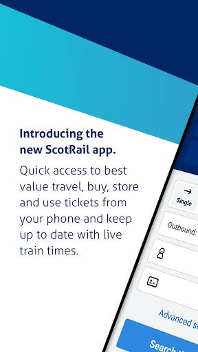 ScotRail Train Times & Tickets PC screenshot 1