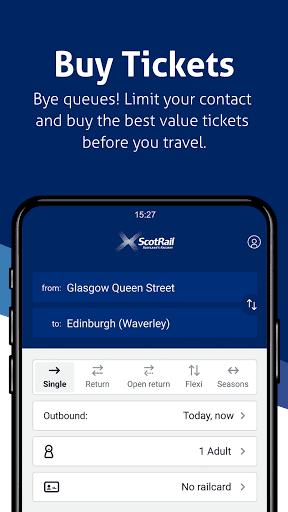ScotRail Train Times & Tickets PC screenshot 3