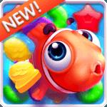 Fish Crush - charming ocean icon
