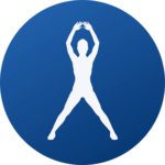 HIIT & Cardio Workout by Fitify for pc logo