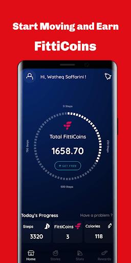 FittiCoin PC screenshot 1