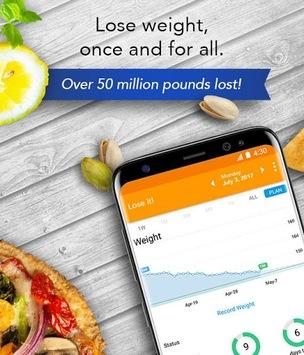 Lose It! - Calorie Counter pc screenshot 1