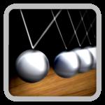 3D Newton's Cradle icon