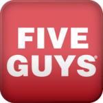 Five Guys Burgers & Fries icon
