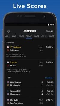 theScore: Live Sports Scores, News, Stats & Videos pc screenshot 1