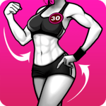 30 Days Women Workout - Fitness Challenge icon