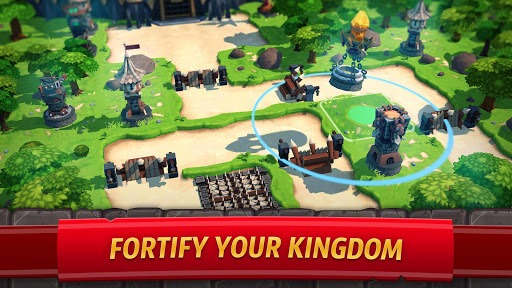 Royal Revolt 2: Tower Defense RPG and War Strategy pc screenshot 2