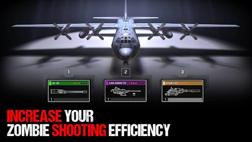 Zombie Gunship Survival pc screenshot 1