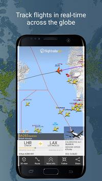 Flightradar24 Flight Tracker pc screenshot 1