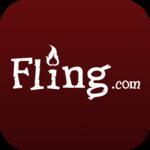 Fling hookup : best free dating app icon