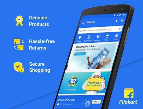 Flipkart Online Shopping App pc screenshot 1