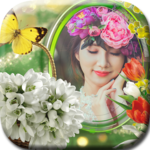 Flower Love Collage icon